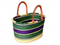 "Oval Basket (G-140)   16"" - 18"" long"
