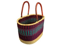 "Extra Large Oval Basket (G-162)    22"" long, 13"" tall"